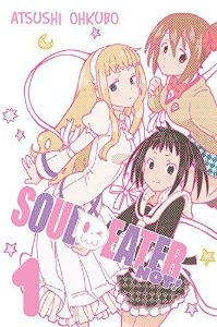 Kit soul eater not do 1 ao 5