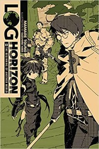 Kit log horizon do 1 ao 3