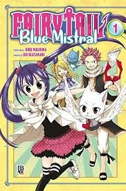 Kit fairytail blue mistral do 1 ao 4