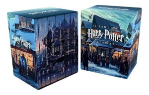 Box harry potter serie completa