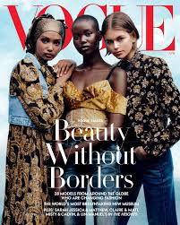 Vogue de abril de 2020