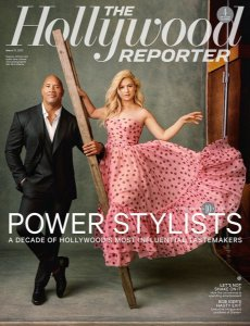 The hollywood reporter  de março de 2020