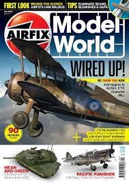 AIRFIX MODEL WORLD ED 5