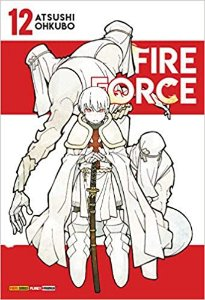 Fire force ed 12