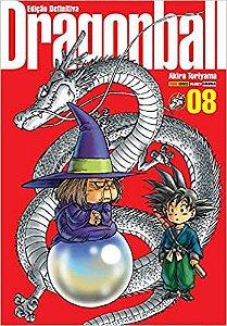 Dragon ball edição definitiva ed 8