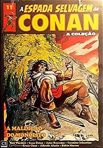 A espada selvagem de conan a coleção vol 11