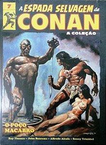 A espada selvagem de conan a coleção vol 7