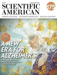 SCIENTIFIC AMERICAN MAY 2020