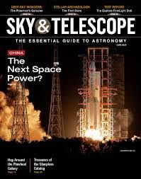 SKY & TELESCOPE  JUNE 2020