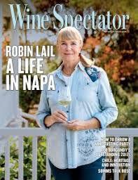 Wine spectator de maio de 2020