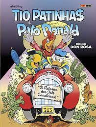 BIBLIOTECA DON ROSA TIO PATINHAS E PATO DONALD ed 9