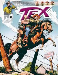 Tex platinum ed 27