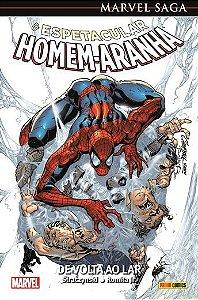 Coleção marvel saga vol 1- espetacular homem-aranha