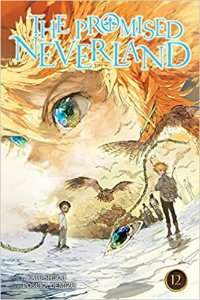 The promised neverland ed 12
