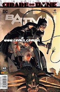 Batman Renascimento ed 40