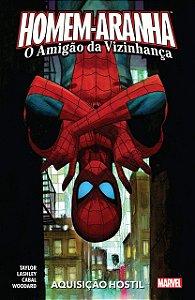 Homem - aranha  o amigão da vizinhança ed 2
