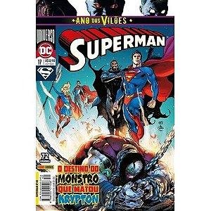 Superman renascimento ed 40