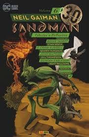 Sandman 30 anos ed 6