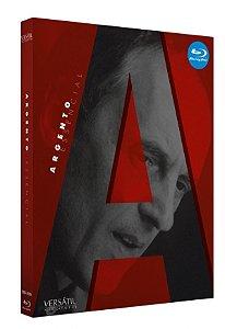 Pré-venda ARGENTO ESSENCIAL (Caixa com dois discos Blu-ray)
