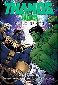 Thanos vs hulk
