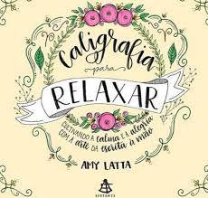 Caligrafia para relaxar - sextante