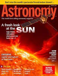 Astronomy de agosto de 2020