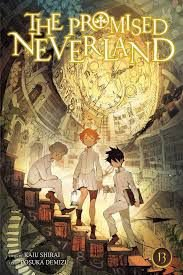The promised neverland ed 13