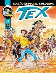 Tex edição especial colorida ed 15