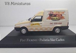 Coleção veículos de serviço Fiat fiorino - Padaria são calos ed 54