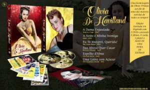 Olivia de Havilland [Digistak com 3 DVD's]