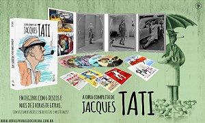 Pré-venda A Obra Completa de Jacques Tati [Digipak com 6 DVD's]