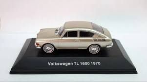 VOLKSWAGEM COLLECTION   VOL 7    TL 1600  1970