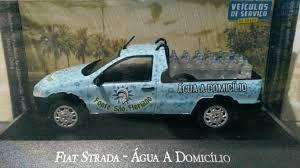 VEICULOS DE SERVIÇO ED 55  FIAT STRADA AGUA