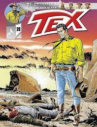 Tex platinum ed 28