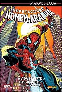 Marvel saga - o espetacular homem aranha ed 3