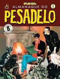 Dylan dog almanaque do pesadelo