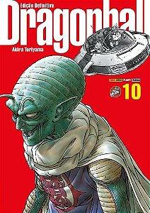 Dragon Ball Edição Definitiva Edição 10