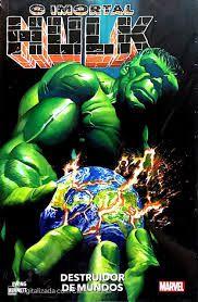O imortal hulk ed 5
