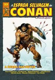 A espada selvagem de conan a coleção ed 23