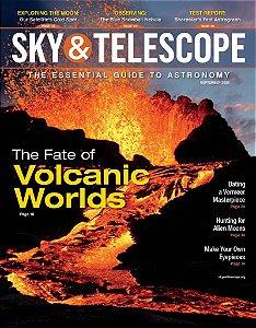 Sky e telescope de setembro de 2020