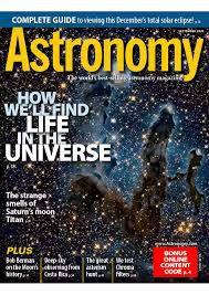 Astronomy de setembro de 2020
