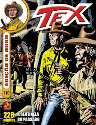 Tex edição de ouro ed 110