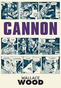 Cannon edição de luxo - pipoca e nanquim