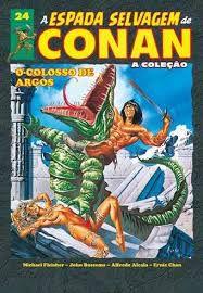 A espada selvagem de cona a coleção ed 24