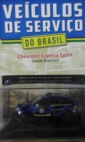 Chevrolet captiva sport - guarda municipal veiculos de serviço ed 67