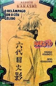 Naruto a historia secreta de kakashi ed 1