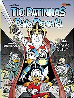 Biblioteca don rosa tio patinhas e pato donald vol 10