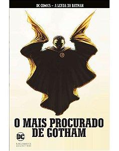 Dc book - a lenda do batman ed 31