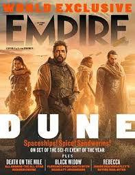 Empire de outubro de 2020