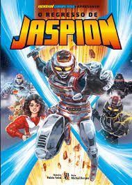 O Regresso de Jaspion - JBC